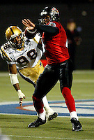 Gavin Walls Winnipeg Blue Bombers 2005. Photo F. Scott Grant