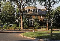 St. Louis: House on Flora Place. Photo '78.