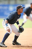 August 13, 2008: Roy Gomez (61) of the GCL Yankees.  Photo by: Chris Proctor/Four Seam Images