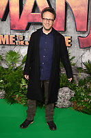 "director, Jake Kasdan<br /> arriving for the ""Jumanji: Welcome to the Jungle"" premiere at the Vue West End, Leicester Square, London<br /> <br /> <br /> ©Ash Knotek  D3358  07/12/2017"