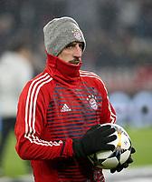 20.02.2018, Allianz Arena, Muenchen, GER, UEFA CL, FC Bayern Muenchen (GER) vs Besiktas Istanbul (TR) , <br />Franck Ribéry (Muenchen)<br /><br /><br /><br /> *** Local Caption *** © pixathlon