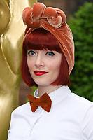 Amber Butchart<br /> arriving for the BAFTA Craft Awards 2018 at The Brewery, London<br /> <br /> ©Ash Knotek  D3398  22/04/2018