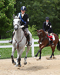 12 July 2009: Callie Judy and Call On Me & Melissa Miller and Detail Specialist take home 1st & 2nd Place in the CIC 2* Maui Jim Horse Trials at Lamplight Equestrian Center in Wayne, Illinois.
