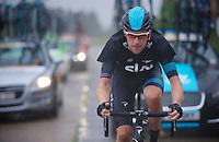 Bradley Wiggins (GBR)<br /> <br /> Eneco Tour 2013<br /> stage 7: Tienen - Geraardsbergen<br /> 208km