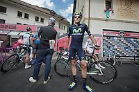 2013 Giro d'Italia.stage 11.Tarvisio - Vajont: 182km..Alex Dowsett (GBR).