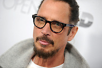 NEW YORK, NY - APRIL 18: Chris Cornell attends 'The Promise' New York Screening at Paris Theatre on April 18, 2017 in New York City<br /> <br /> <br /> People:  Chris Cornell