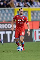 23rd September 2021; G.Ferraris Stadium, Genoa, Italy; Serie A football, Sampdoria versus Napoli: <br />  Fabian Ruiz of Napoli