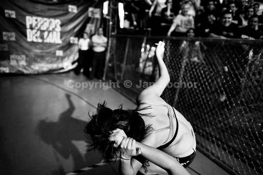 Lucha Women: Luchadora Ludark Shaitan