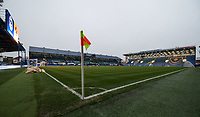 Portsmouth FC - Fratton Park - Ground view<br /> <br /> hotographer David Horton/CameraSport<br /> <br /> The EFL Sky Bet League One - Portsmouth v Fleetwood Town - Tuesday 10th March 2020 - Fratton Park - Portsmouth<br /> <br /> World Copyright © 2020 CameraSport. All rights reserved. 43 Linden Ave. Countesthorpe. Leicester. England. LE8 5PG - Tel: +44 (0) 116 277 4147 - admin@camerasport.com - www.camerasport.com