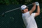 Pariya Junhasavasdikul of Thailand tees off the 16th hole during the 58th UBS Hong Kong Golf Open as part of the European Tour on 09 December 2016, at the Hong Kong Golf Club, Fanling, Hong Kong, China. Photo by Marcio Rodrigo Machado / Power Sport Images