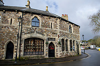 Pictured: A general view of The Summer Palace in Llandaff, Cardiff, Wales, UK. Thursday 13 February 2020<br /> Re: A Chinese restaurant is facing possible closure after complaints about the smells coming from the kitchen by a judge who lives nearby. Lord Justice Sir Gary Hickingbottom, 64, said the aromas from The Summer Palace were wafting into their £525,000 home near Llanfaff Cathedral, Cardiff. The local council has upheld the complaint meaning the restaurant, which has been there for 30 years, is facing court action.