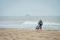 Simon Vanicek (CZE)<br /> <br /> UCI 2021 Cyclocross World Championships - Ostend, Belgium<br /> <br /> U23 Men's Race<br /> <br /> ©kramon