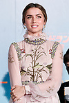 Cuban actress Ana de Armas attends a Japan Premiere for the film Blade Runner 2049 on October 24, 2017, Tokyo, Japan. Ana de Armas, along with actor Harrison Ford, director Denis Villeneuve and actress Sylvia Hoeks, greeted the fans at the event. The movie Japanese theaters on October 27. (Photo by Rodrigo Reyes Marin/AFLO)