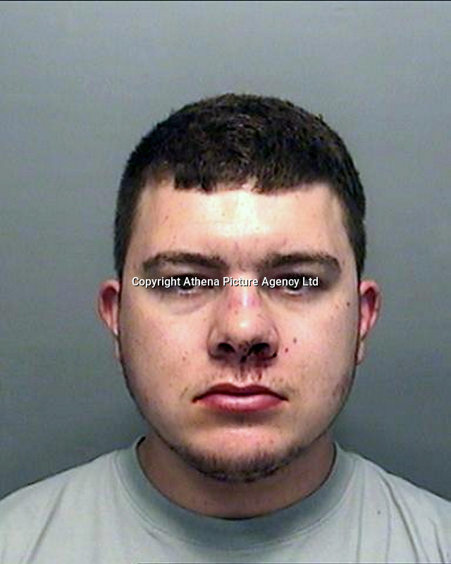 """Pictured: Police custody picture of Liam Price. Monday 16 April 2018<br /> Re: Two young drivers who were racing each other along a main road when they killed a woman in an horrific head-on smash, have been jailed by SWansea Crown Court.<br /> Kelly Kennedy, 25, died at the scene of the crash on the main Swansea Valley road as she drove home from work.<br /> 23 year old Liam Price, had previously pleaded guilty to causing death by dangerous driving but co-defendant, Cory Kedward, also 23, denied the charge - he claimed he had not been involved in racing or any kind of """"competitive driving"""".<br /> A jury found him guilty by a majority verdict following a six-day trial at Swansea Crown Court.<br /> Miss Kennedy was killed on the evening of July 4, 2016, on the A4067 between Pontardawe and Glais in south Wales. She was travelling to her home in Clydach, and travelling in the opposite direction to Price and Kedward.<br /> After driving past the Glais roundabout, Price in his turquoise Honda Civic Sport, and Kedward in his black Vauxhall Astra SRi, began racing each other."""