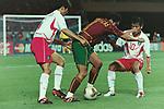 Korea vs Portugal - FIFA World Cup Korea & Japan 2002