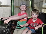 Easter @ Newgrange Farm 2014