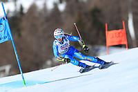 18th February 2021; Cortina d'Ampezzo, Italy;  FIS Alpine World Ski Championships 2021 Cortina  Women's Giant Slalom, Marta Bassino (ITA)