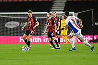 David Brooks of Bournemouth on the ball during AFC Bournemouth vs Crystal Palace, Carabao Cup Football at the Vitality Stadium on 15th September 2020
