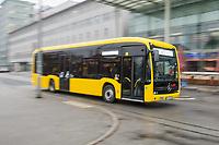 2019/01/04 Berlin | Verkehr | BVG | E-Bus