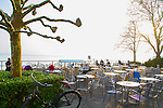 Friedrichshafen on Lake Bodensee, Germany,