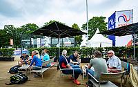 Den Bosch, Netherlands, 12 June, 2018, Tennis, Libema Open, KNLTB terras<br /> Photo: Henk Koster/tennisimages.com