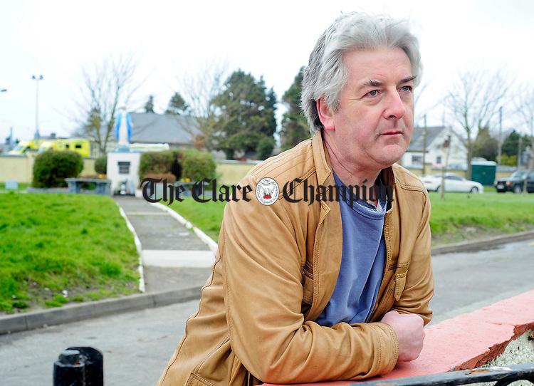 Ollie Byrnes.Pic Arthur Ellis