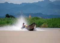 Life on Inle lake, Myanmar, Burma