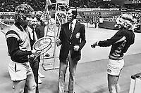 1979, ABN Tennis Toernooi, Borg MsEnroe