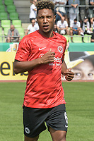Jonathan de Guzman  (Eintracht Frankfurt #6), SSV Ulm 1846 - Eintracht Frankfurt, Football, DFB-Pokal,round 1, 18.08.2018<br />DFB RULES PROHIBIT USE IN MMS SERVICES VIA HANDHELD DEVICES UNTIL TWO HOURS AFTER A MATCH AND ANY USAGE ON INTERNET OR ONLINE MEDIA SIMULATING VIDEO FOOdayE DURING THE MATCH. *** Local Caption *** © pixathlon<br /> Contact: +49-40-22 63 02 60 , info@pixathlon.de