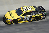 BRISTOL, TENNESSEE - MAY 31: Erik Jones, driver of the #20 STANLEY Toyota, drives during the NASCAR Cup Series Food City presents the Supermarket Heroes 500 at Bristol Motor Speedway on May 31, 2020 in Bristol, Tennessee. (Photo by Jared C. Tilton/Getty Images)