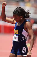 2009 NCAA National Track & Field Championships.Mich 4th Day