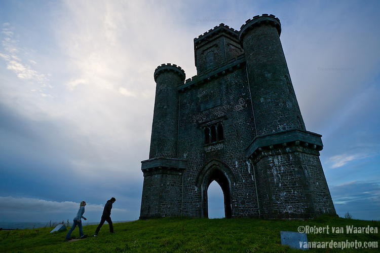 Paxton's Tower in Wales