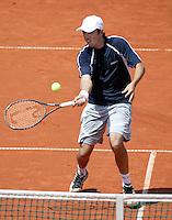 15-7-06,Scheveningen, Siemens Open, semi finals, Adrian Garcia