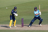 Ryan ten Doeschate in batting action for Essex during Hampshire Hawks vs Essex Eagles, Royal London One-Day Cup Cricket at The Ageas Bowl on 22nd July 2021