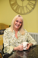 Foster carer Nina Severn