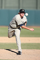 Brad Brach - Peoria Saguaros - 2010 Arizona Fall League.Photo by:  Bill Mitchell/Four Seam Images..
