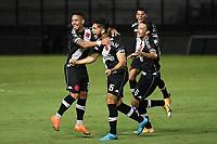 Rio de Janeiro (RJ), 10/01/2021  - Vasco-Botafogo - Andrey jogador do Vasco comemora seu gol,durante partida contra o Botafogo,válida pela 29ª rodada do Campeonato Brasileiro 2020,realizada no Estádio de São Januário,na zona norte do Rio de Janeiro,neste domingo (10).