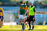 David Moran, Kerry, after the Munster Football Championship game between Kerry and Clare at Fitzgerald Stadium, Killarney on Saturday.