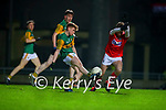 Cian McMahon, Kerry during the Munster Minor Semi-Final between Kerry and Cork in Austin Stack Park on Tuesday evening.