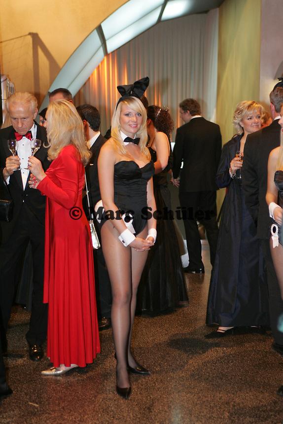 Playboy Bunny¥s auf dem Ball des Sports 2006