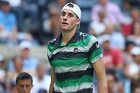 John Isner<br /> Tennis US Open. 9-4-2018<br /> Photo by John Barrett/PHOTOlink.net
