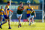 Gavin White, Kerry, during the Munster Football Championship game between Kerry and Clare at Fitzgerald Stadium, Killarney on Saturday.