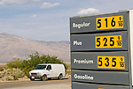 Current and historic gasoline stations and prices