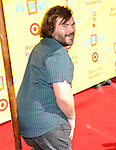 """Jack Black at The 12th Annual P.S. ARTS """"Express Yourself 2009"""" To Help Restore Arts Education in Public Schools,The event was  held at Barker Hangar in Santa Monica, California on November 15,2009                                                                   Copyright 2009 DVS / RockinExposures"""