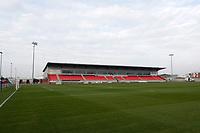 8th November 2020; SkyEx Community Stadium, London, England; Football Association Cup, Hayes and Yeading United versus Carlisle United; General view of the SkyEX Community Stadium