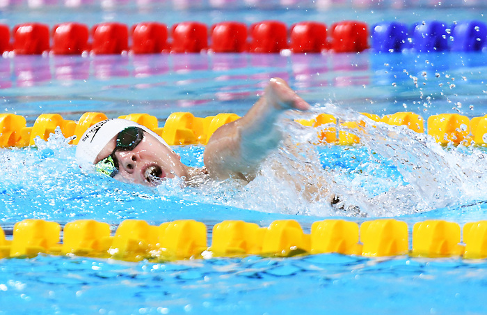 Arianna Hunsicker, Lima 2019 - Para Swimming // Paranatation.<br /> Arianna Hunsicker competes in Para Swimming // Arianna Hunsicker participe en paranatation. 25/08/2019.