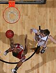 Summit League University of South Dakota vs Western Illinois Men's Basketball