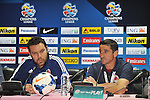Al-Jazira (UAE) vs Al-Rayyan (QAT) during the 2014 AFC Champions League Match Day 1 Group A match on 25 February 2014 at Mohammed Bin Zayed Stadium, Abu Dhabi, United Arab Emirates. Photo by Stringer / Lagardere Sports