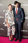 Marta Hazas and her boyfriend Javier Rey attends to the award ceremony of the VIII edition of the Cosmopolitan Awards at Ritz Hotel in Madrid, October 27, 2015.<br /> (ALTERPHOTOS/BorjaB.Hojas)