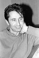 Montreal (qc) CANADA - file Photo - 1990 - <br /> <br /> <br />  - Thierry Lhermitte, actor exclusive interview photo -